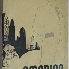 Despre America - Maiacovschi Ed. Cartea Rusa 1950