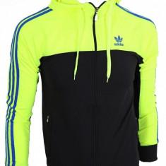 Bluza trening barbati Adidas cu defect- Slim Fit - Modele Noi - Pret special - - Bluza barbati, Marime: XL, Culoare: Din imagine