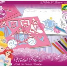 Set Sabloane Premium Disney Princess - Jocuri arta si creatie Lena