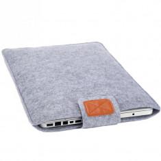 Husa de protectie din pasla pt laptop Apple MacBook Air / Pro / Retina 15