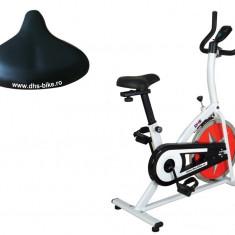 DHS Bicicleta Spinning DHS 2802B Cod Produs: 3252802 - Bicicleta fitness