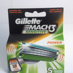 GILLETTE MACH 3 SENSITIVE