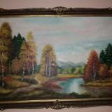 Tablou - Pictor roman, Natura, Tempera, Altul