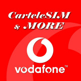 Cartela SIM Vodafone numar 07xy.80.90.40 cu credit initial 1 euro - Cartela Vodafone