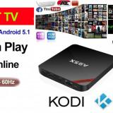 Media Player A95X 2016 - 4K, Quad-Core, 1GB RAM, 8GB, Wi-Fi, Android 5.1, KODI