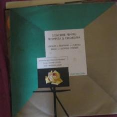Vinil concerte pentru trompeta si orchestra - Muzica Clasica electrecord