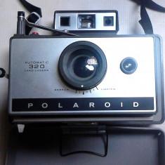 Aparat foto vechi si rar Polaroid Land camera 320 anii 60de colectie functional - Aparat de Colectie