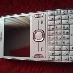 Telefon asha 302 - Telefon mobil Nokia Asha 302, Gri, Neblocat