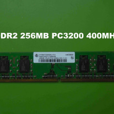 Memorie RAM Infineon PC DDR2 256MB PC3200 400MHz