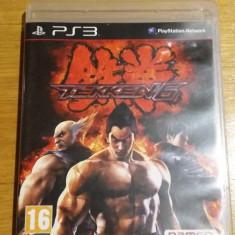 PS3 Tekken 6 - joc original by WADDER - Jocuri PS3 Namco Bandai Games, Sporturi, 16+, Multiplayer