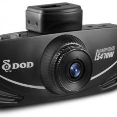 Camera auto DOD LS470W, Full HD, GPS 10x, senzor imagine Sony, lentile 7g Sharp, WDR, G senzor, 2.7 inch LCD + 16 GB CADOU - Camera video auto, GPS: 1