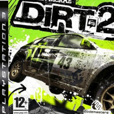 Colin Mcrae Dirt 2 Ps3 - Jocuri PS3 Codemasters