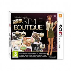 New Style Boutique Nintendo 3Ds - Jocuri Nintendo 3DS