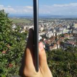 Telefon Ulefone Paris / Evolio X5, 10/10 4G 2GB RAM Dual Sim 5 inch =Samsung S5 - Telefon mobil Dual SIM, Albastru, 16GB, Neblocat, Octa core