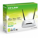Router Wireless TP-LINK TL-WR841N, 300 Mbps