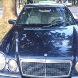 Mercedes benzina E280 (ochios) din 97 sau schimb cu duba inmatriculata - Autoturism Mercedes, An Fabricatie: 1997, 345000 km, 2800 cmc, Clasa E