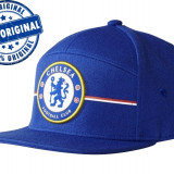 Sapca Adidas Chelsea - sapca originala - fullcap flat brim