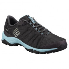 Pantofi sport pentru dame Columbia Firecamp Black (CLM-BL3900-BCK) - Adidasi dama Columbia, Marime: 36, 37, 40, Culoare: Negru