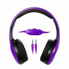 Casti Vakoss Msonic MH531KU Purple - Casti PC