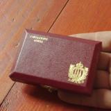 caseta / cutie / etui pentru monede - Coniazione aurea Repubblica di San Marino