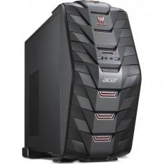 Sistem desktop Acer Aspire Predator G3-710 Intel Core i5-6400 16GB DDR4 128GB SSD nVidia GeForce GTX 960 2GB Black - Sisteme desktop fara monitor