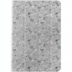 Husa tableta Canyon CNS-C24UT7LG Life is light grey 7 inch