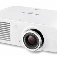 Videoproiector Panasonic PT-AH1000 LCD Full HD alb