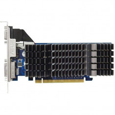 Placa video Asus nVidia GeForce 210 Silent 1GB DDR3 64-bit low profile - Placa video PC