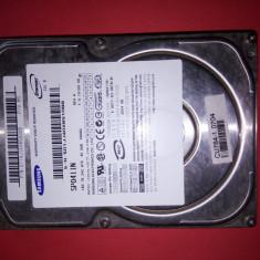 HDD 40 GB / Hard disk 3.5 inch IDE 40GB Samsung SP0411N - 100% functional, 40-99 GB