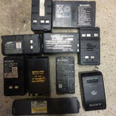 Lot 10 acumulatori pentru aparate foto - Baterie Aparat foto