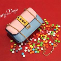 Genti Valentino Chain CrossBody Collection 2016 * LuxuryBags * - Geanta Dama Valentino, Culoare: Din imagine, Marime: Masura unica, Geanta de umar, Piele