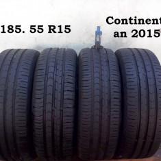 Cauciucuri 185 55 R15 Continental Premium 5 an 2015 aproape Noi ! - Anvelope vara