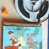 Pelicula film 8 mm, desene animate 1