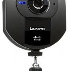 Camera IP Linksys Wireless-G Internet Home Monitoring WVC54GCA