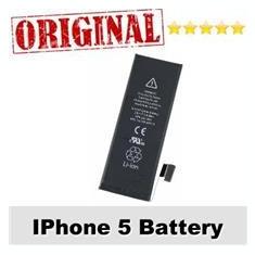 Baterie iPhone 5 Originala, iPhone 5/5S, Li-polymer, 3, 7 V