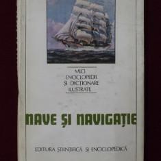 Ion A. Manoliu - Nave si navigatie - 641943 - Enciclopedie