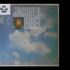 Jacques Brel, disc vinil vinyl AMIGA, 8 55 952 - Muzica Folk Altele
