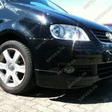 Prelungire bara fata Vw Touran Rline ver. 1 - Prelungire bara fata tuning, Volkswagen, TOURAN (1T1, 1T2) - [2003 - 2010]