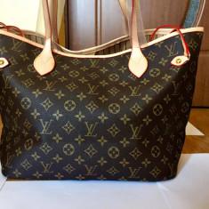 Geanta Louis Vuitton - Geanta Dama, Culoare: Maro, Marime: Medie