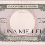 Bancnota 1000 lei martie 1943 - Stare XF+/AU !