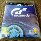 Joc Gran Turismo 6, PS3, original si sigilat, alte sute de jocuri! - Jocuri PS3 Sony, Curse auto-moto, 3+, Multiplayer