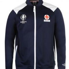 # Bluza Trening Sport Barbati Nationala Angliei UEFA 2016 Mas L albastru DENIM - Trening barbati, Marime: L