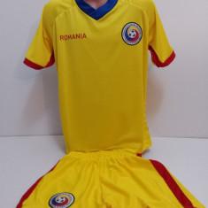 Echipament sportiv fotbal copii Romania - Set echipament fotbal, Marime: Alta