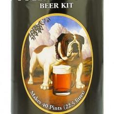 John Bull London Porter 1.8 kg - kit pentru bere de casa 23 litri, Bruna