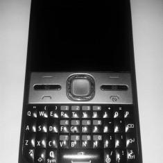 Nokia E5 Negru - Telefon mobil Nokia E5, Neblocat