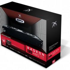 Placa video XFX RX 480 8GB GTR Black - Placa video PC
