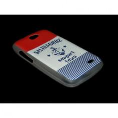 HUSA ALLVIEW A5 DUO SILICON GEL TPU SEAPORT - Husa Telefon