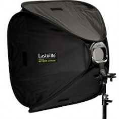 Blitz dedicat - Lastolite Ezybox Hotshoe 54 x 54cm cu prindere