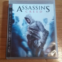Jocuri PS3 Ubisoft, Actiune, 16+, Single player - JOC PS3 ASSASSIN's CREED ORIGINAL / by WADDER
