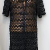 Tunica de dantela neagra, marimea L/XL, Culoare: Din imagine